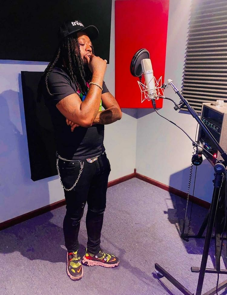 American Rapper and One of his own kind Musician, Hotboy Mula