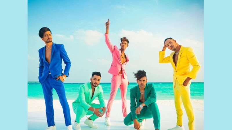 Nitesh Devpal expresses his delight on MJ5 & Dixant Shaurya's song Bawaal for getting 14 Million+ Hits