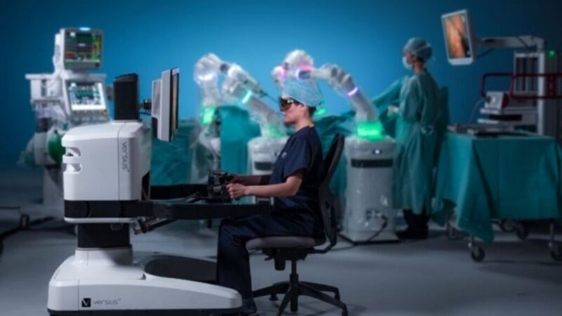Robotic-Assisted Surgery with the Versius Robot Leads the Way for Patients All Over the World