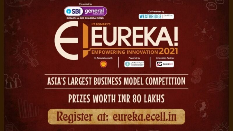 Eureka! – E-Cell IIT Bombay's B-model competition hunts for the next unicorn