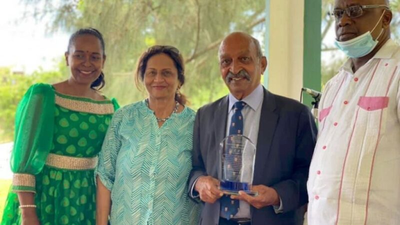 Indian SGU Faculty Members Recognized for their Excellence in Medicine and Medical Education