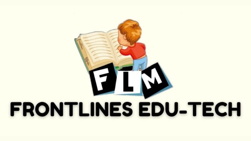 Frontlines Media- The Ed-Tech Company Fetching Jobs To Thousands Of Graduates
