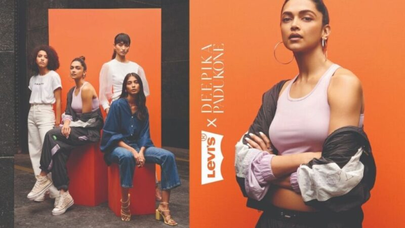 Levi's® Unveils their New Collection in Collaboration with Deepika Padukone